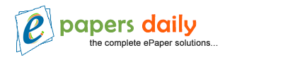 epapers daily, online epapers, e-magazines